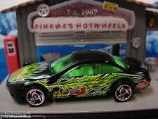 2003 Gift Pack LEXUS SC400∞Black w/Green Dragon; Japanese∞LOOSE Hot Wheels