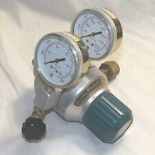 Air Products Specialty Gas Regulator With Gauges E12 Q N515c 4000psi