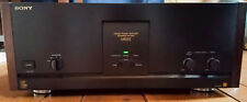 SONY TA-N80ES 380 Watts Power Amplifier Spontaneous Twin Drive