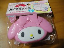 Sanrio My Melody Pill & Medicine case Storage W 85 X H 72 X D 28 mm cute Kawai