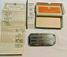 Vintage in the Box ROLLS RAZOR IMPERIAL NO 2 England Strop and Hone