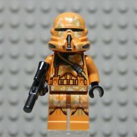NEW LEGO® Star Wars™ Geonosis Heavy Trooper Clone minifigure blaster 75089 HALO