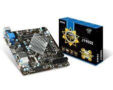 MSI J1900I Motherboard with built in Celeron J1900 CPU, DDR3 SO-DIMM, Mini-ITX