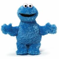 SESAME STREET THE COOKIE MONSTER PLUSH GUND 30CM