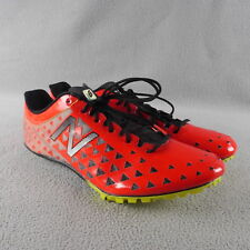 NWOB NEW BALANCE MSD400PB SD400 SPRINT Track Spikes RED/BLK  Size 12.5 US ANB