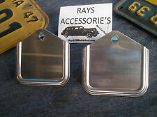 41 40 39 38 37 35 CHEVY CALIFORNIA LICENSE PLATE YEAR AND MONTH TAG HOLDER !