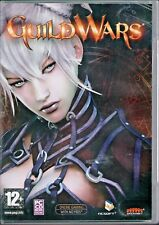 PC CD-ROM - GUILD WARS with Manuscripts Book 1 and Book 2