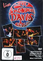 The Spencer Davis Group + LIVE + DVD + Recorded 2006 at the Astor Theater + NEU