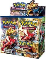 🔥Pokemon TCG: XY BREAKPOINT Booster Box | SEALED 36 Packs (no box)