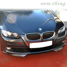 PAINTED BMW E92 3-Series 2DR OE Front Bumpe Lip Splitter PP 328i 335i 320i #354