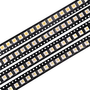 SK6812 WS2812B RGBW RGBWW RGB 5050 Individually Addressable LED Chip light DC 5V