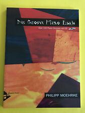 Das Groove PIano Buch, Philipp Moehrke, Buch/CD Set