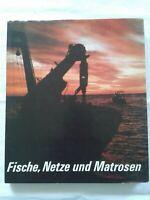 Fische, Netze und Matrosen, Bildband Hochseefischerei GDR DDR Mecklenburg 1977