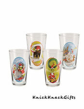 Dr. Seuss Set of Four Glasses