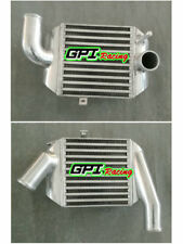 GPI 90mm Thick Pair Aluminum Intercooler AUDI A4 B5 S4 RS4,A6 C5 2.7T BI-TURBO