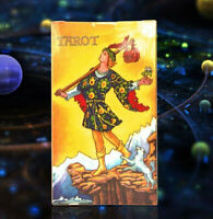 TAROT Deck 78 Cards Set Most Popular Waite Rider Magic Card Game Oracle Future