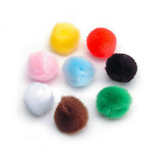 "Craft Pom Poms 2"" - 16 pc (Choose Color)"