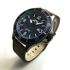 Men's Timex Expedition Ranger Brown Leather Band Watch TW4B10700 TW4B10700JT