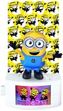 Despicable Me Music-Mate Minion Dave Toy Figure With Voice & Music - BRAND NEW