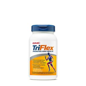 GNC TriFlex Promotes Joint Health 120 Caplets