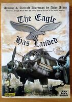 Armour & Aircraft Dioramas The Eagle Has Landed AK Interactive Modelling Book.