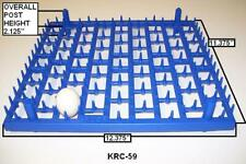 2 Pack Bantam Chicken Or Pheasant Egg Trays For Incubator Or Storage Krc 59