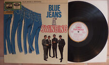 The Swinging Blue Jeans - A Swinging RARE GER Orig. Press STE 83 772