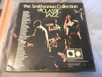 The Smithsonian Collection of Classic Jazz 6 LP Box Set with Booklet #P611891