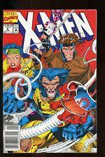 X-MEN #4 VF / NM 9.0 1992 1st OMEGA RED NEWSSTAND EDITION MARVEL COMICS