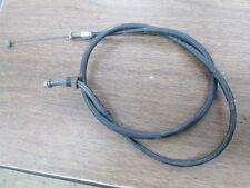 Honda OEM Throttle Cable B 1983 CB550 Nighthawk 550 17920-ME4-000