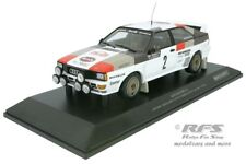 Audi Quattro  Rallye Monte Carlo 1983  Hannu Mikkola  1:18 Minichamps 155798610