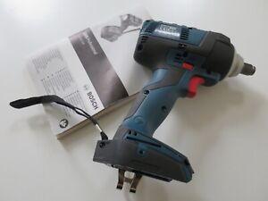 "Bosch Blue Professional GDS 18 V-EC 250 Impact Wrench Driver Cordless 18v 1/2"""