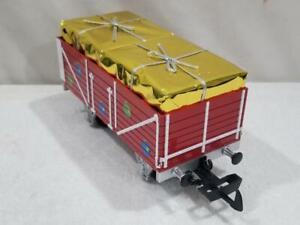 Bachmann G Scale Thomas & Friends Christmas Cargo Wagon Train Car