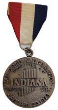 1973 Nixon Agnew Inaugural Badge - Indiana