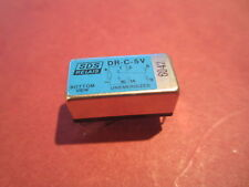 B9 RARE HIGH SPEED DIL REED RELAY AROMAT SDS RELAIS DR-C-5V  ROCKMAN STOMPBOX