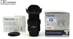 Brand New Tokina 24-70mm f2.8 AT-X Pro FX AF Zoom Lens in Canon Mount 21765