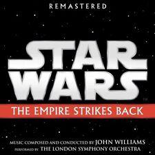 The Empire Strikes Back - Original Score + Poster - Remastered - John Williams