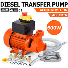 Diesel Pompe Transfert Carburant Extracteur de fluide Électrique Carburant 220 V 230 V 240 V