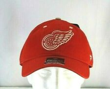 Detroit Red Wings NHL Red Baseball Cap Adjustable