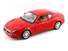 1/18 Bburago Maserati 3200 GT Coupe Red Diecast Model Car Red 18-12031