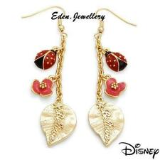 Out of Production RARE Disney Couture KIDADA XOXO Tink BELIEVE Ladybug Earrings