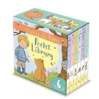 Winnie-the-Pooh Pocket Library 6 Books to Share Jane Riordan A.A. Milne, Christo