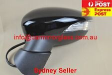 FORD FIESTA WS//WT 9//2008-2013 LEFT HAND SIDE DOOR MIRROR ELECTRIC HEATED BLACK