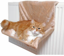 Ancol Luxury Soft Comfortable Radiator Heat Transfer Cat Bed, Easy To Attach