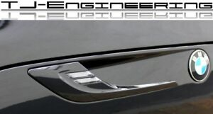 Original BMW Z4 E89 LED Seitenblinker LCI Umrüstsatz in Schwarz Glanz Lackierung