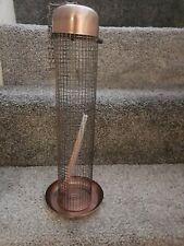 XL Copper Wild Bird Nut Feeder