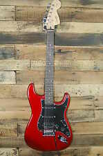 Squier by Fender Stratocaster Strat SSH Affinity Electric Guitar RED BLEM *B1775