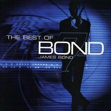 James Bond Best of Bond (22 tracks, 2002: John Barry & orch., Shirley [CD ALBUM]