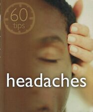 HEADACHES - 60 Tips By Marie Borrel (Paperback, 2004) FREE POST