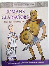 Hysterical Histories – Romans and Gladiators Press Outs from the past